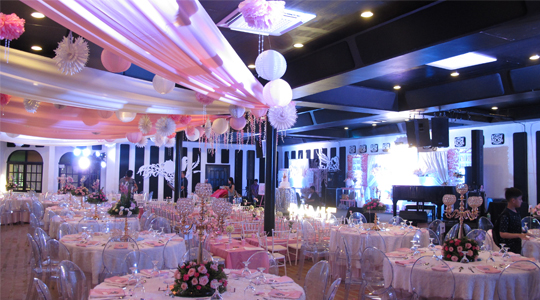 THE SOFIA BANQUET HALL